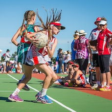 2017 Redcliffe State Age Teams - Images from the 2017 Nissan Qld State Age Netball Championships hosted by Pine Rivers Netball Association