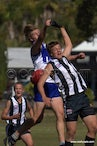 AFL U18's 30-7-2011 - Port Macquarie AFL