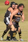 AFL Regies 4-8-2012 - AFL Reserve Grade  4-8-2012