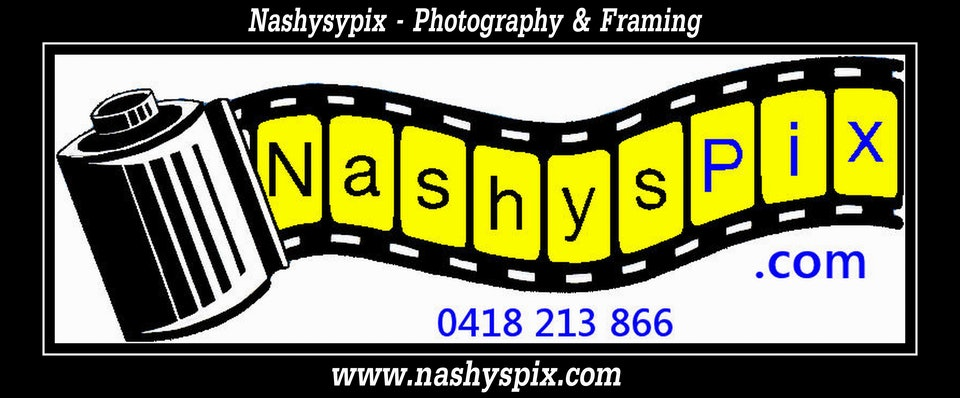 NashysPix - Photography & Framing  -  0418 213 866