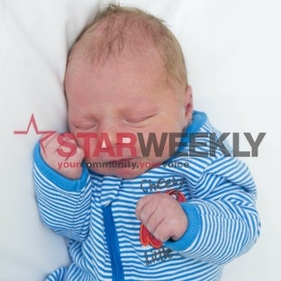 Babies, March 17-31 - New arrivals at Bacchus Marsh & Melton Regional Hospital, born from March 17-31.