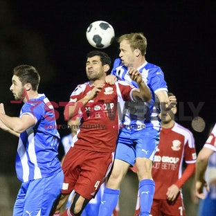 FFA Cup Hume City FC v Sydney Olympic FC - FFA Cup Round of 16 match at ABD Stadium. Pictures by Shawn Smits