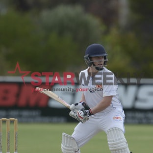 BCA Darley vs - Ballarat Cricket Association match between Darley and Ballarat/Redan. Pictures Damian Visentini