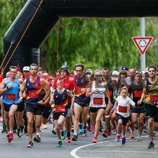 Rotary Wyndham Fun Run - Pictures: Luke Hemer