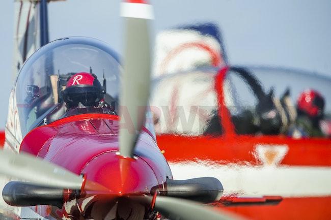 Raafflyover 06 - 17/04/2016. WEST. Wyndham Star Weekly. Raafflyover. Issue Date 20/04.RAAF Williams, Point Cook. The Air Force's premier aerobatic team,...