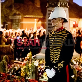 Werribee Anzac Dawn Service and march - Pictures by Shawn Smits