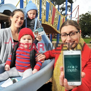 Werribee mothers launch app to connect new mums - Photos by Damjan Janevski