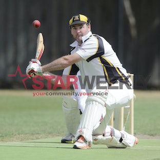 GDCA B-grade Sunbury United vs Lancefield - GDCA B-grade Sunbury United vs Lancefield, day two. Pictures Shawn Smits