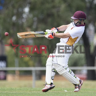VTCA, north-west B1, Sunshine Heights vs Point Cook - VTCA, north-west B1, Sunshine Heights vs Point Cook. Pictures Shawn Smits