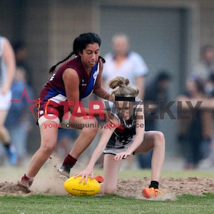 WRFL women's, Tarneit v Laverton - WRFL women's, Tarneit v Laverton. Pictures Damjan Janevski