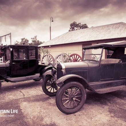 Trains, Trams & T's for The Roaring 20's & All That Jazz Festival