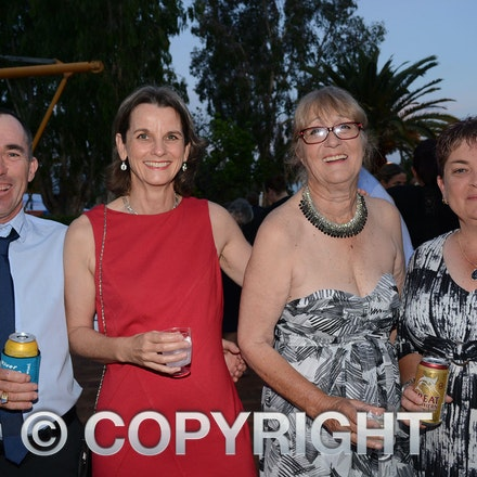 151031_DSC_3927 - From South West Tourism: Wog Milosevic, Robyn Mackenzie, Jane Morgan and Janelle Casson.