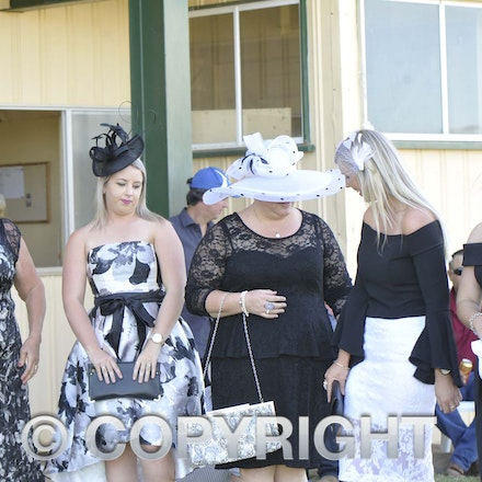 161029_SR20909 - At the Barcaldine Races, Saturday October 29, 2016.