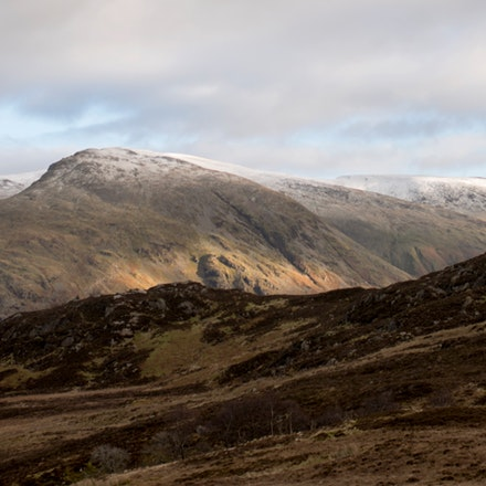 The Hellvellyn range