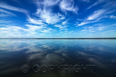 Glassy - A beautiful glassy day at the Lake Cootharaba